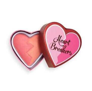 I Heart Revolution – Matowy róż do policzków Heartbreakers Matte Blush Inspirig (1 szt.)
