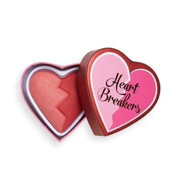 I Heart Revolution – Matowy róż do policzków Heartbreakers Matte Blush Kind (1 szt.)