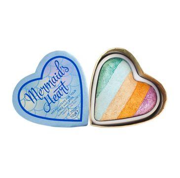 I Heart Revolution Meramaids Heart (rozświetlacz 10 g)