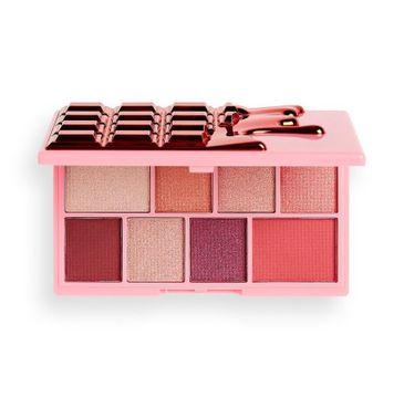 I Heart Revolution – Mini Chocolate Mini paleta cieni do oczu Cherry (1 szt.)