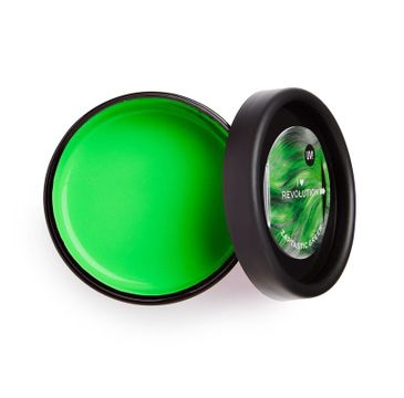 I Heart Revolution – Pasta do włosów świecąca UV Neon Zielony (1 szt.)