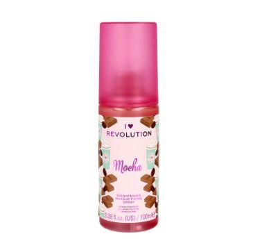 I Heart Revolution – Utrwalacz makijażu w sprayu Mocha (100 ml)