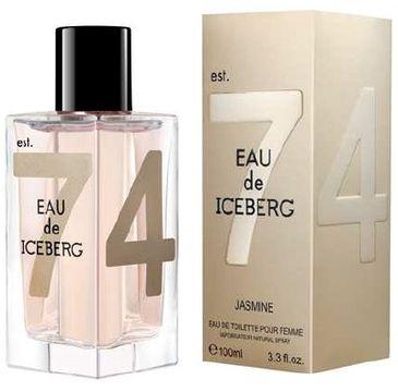 Iceberg Jasmine Femme woda toaletowa spray 100ml