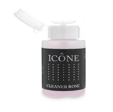 Icone Cleaner Rose odtłuszczacz do paznokci 150ml