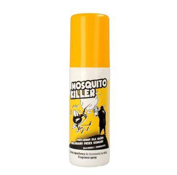 Ideepharm Mosquito Killer Spray zapachowy odstraszający owady 125ml