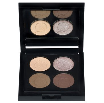 Idun Minerals Eyeshadow Palette paletka cieni do powiek 407 Lavendel (4 g)