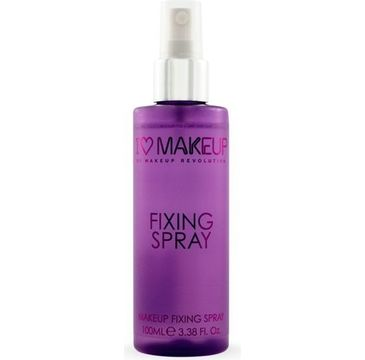 I Heart Revolution – Fixing Spray spray utrwalający makijaż (100 ml)