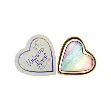 I Heart Revolution Rozświetlacz Unicorn Heart (10 g)