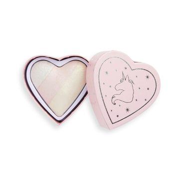 I Heart Revolution Rozświetlacz do twarzy Unicorn Heart Glow (10 g)
