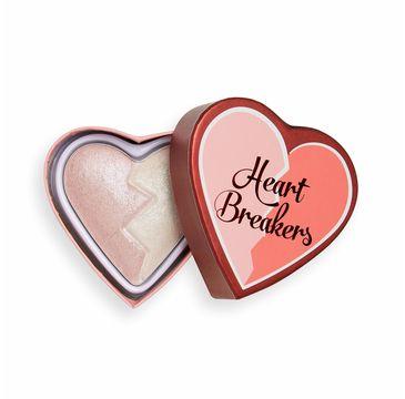 I Heart Revolution – rozświetlacz Heartbreakers Unique (1 szt.)