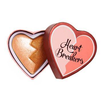 I Heart Revolution – rozświetlacz Heartbreakers Wise (1 szt.)