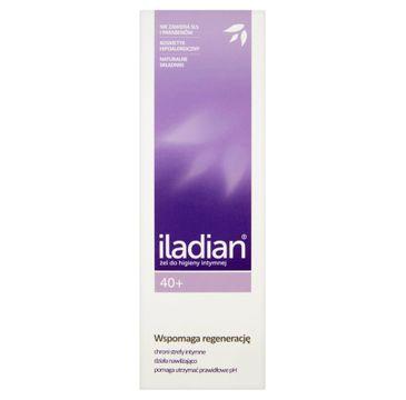 Iladian – Żel do higieny intymnej 40+ (180 ml)