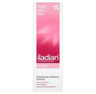 Iladian – Żel do higieny intymnej pregna (180 ml)