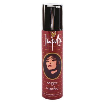 Impulse – Magic Moschus dezodorant spray (100 ml)