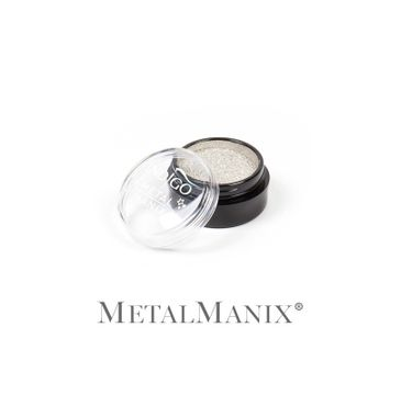 Indigo Metal Manix Multi Chrome – pyłek do paznokci efekt lustra (1 szt.)