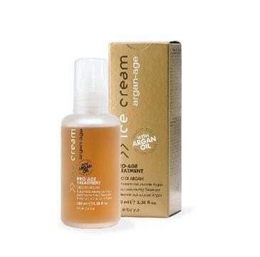 Inebrya – Ice Cream Argan-Age Pro-Age Treatment kuracja do włosów z olejkiem arganowym (100 ml)