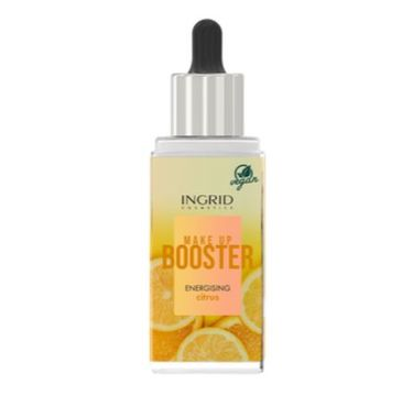 Ingrid – Make up  Booster Cytrusowy baza pod makijaż (30 ml)