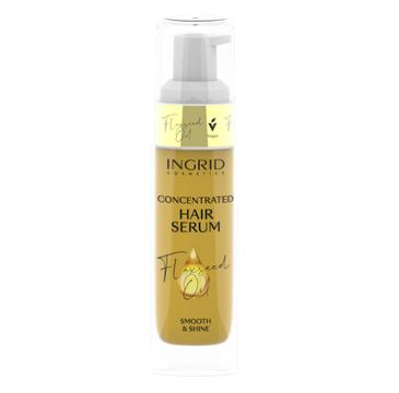 Ingrid Magic Serum do włosów z olejkiem lnianym (30 ml)