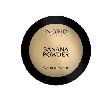 Ingrid – Banana Powder Puder bananowy do twarzy (10 g)