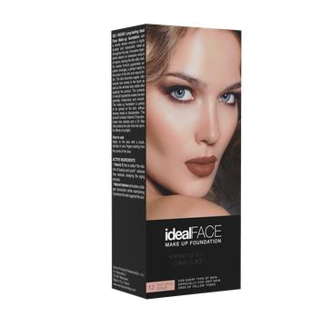 Ingrid – Fluid do twarzy Ideal Face nr 12 naturalny beż (35 ml)