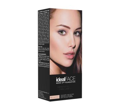 Ingrid – Fluid Ideal Face nr 15 naturalny fluid do twarzy (35 ml)