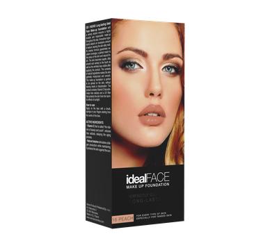 Ingrid – Fluid Ideal Face nr 16 brzoskwiniowy fluid do twarzy (35 ml)