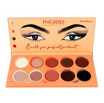 Ingrid – Foxy Eyes Paleta cieni do powiek (1 szt.)