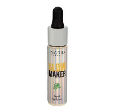 Ingrid – Glow Maker rozświetlacz do twarzy w płynie 1 (20 ml)