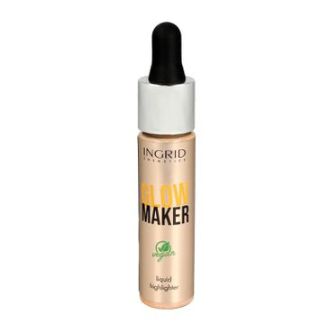 Ingrid – Glow Maker rozświetlacz do twarzy w płynie 2 (20 ml)
