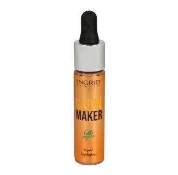 Ingrid – Glow Maker rozświetlacz do twarzy w płynie 3 (20 ml)