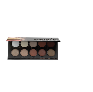 Ingrid – Matt and Glam Paleta Cieni do powiek Nude (10) (27 g)