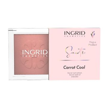 Ingrid – Saute Róż do policzków Carrot Cool (7 g)