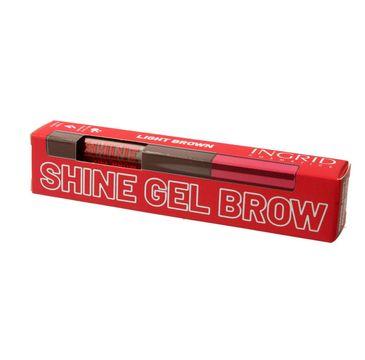 Ingrid Żel do brwi Shine Gel Brow Light Brown (7 ml)