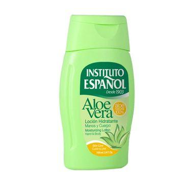 Instituto Espanol Aloe Vera Moisturizing Lotion mleczko nawilżające do ciała z Aloesem 100ml