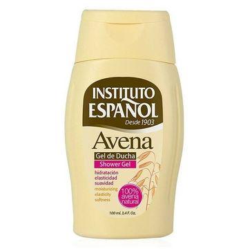 Instituto Espanol Avena Shower Gel żel pod prysznic 100ml