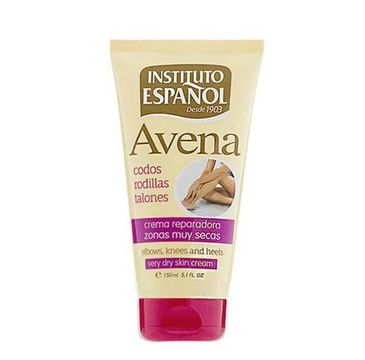 Instituto Espanol Avena Very Dry Skin Cream krem naprawczy do ciała Owies 150ml