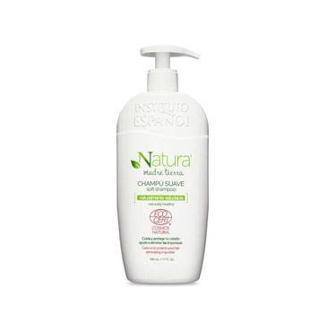 Instituto Espanol Natura Madre Tierra Soft Shampoo naturalny szampon do włosów 500ml