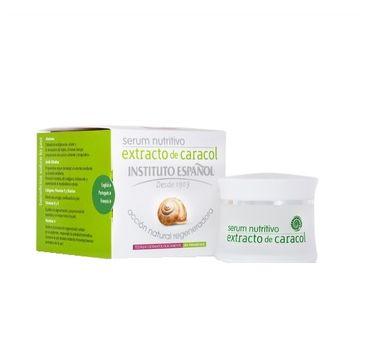 Instituto Espanol Serum odżywczo - regeneracyjne ekstrakt ze ślimaka 50ml