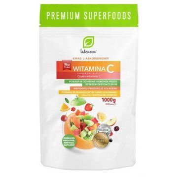 Intenson – Witamina C suplement diety w proszku (1000 g)