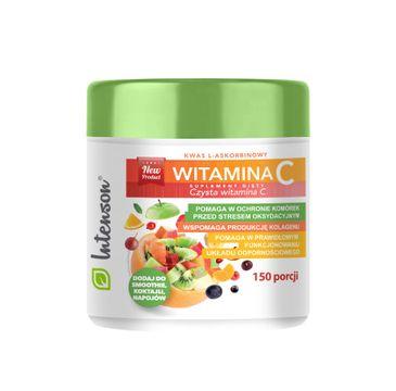 Intenson – Witamina C suplement diety w proszku (150 g)