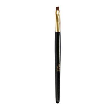 Inter Vion – Classic Eyeliner Brush pędzel do kresek i brwi ścięty (1 szt.)