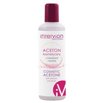 Inter Vion Cosmetic Acetone aceton kosmetyczny do paznokci 150ml