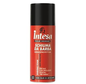 Intesa pianka do golenia zmiękcza zarost travel mini 50 ml