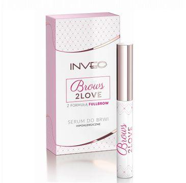 Iveo Brows 2 Love hipoalergiczne serum do brwi stymulujące wzrost włosków (3.5 ml)