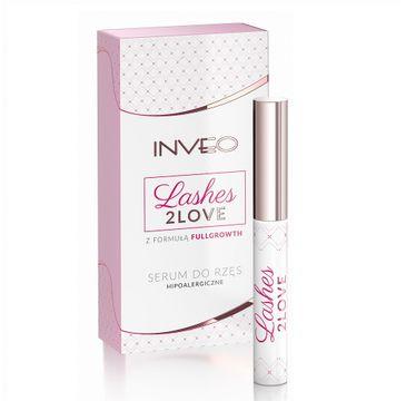 Inveo Lashes 2 Love hipoalergiczne serum do rzęs (3.5 ml)