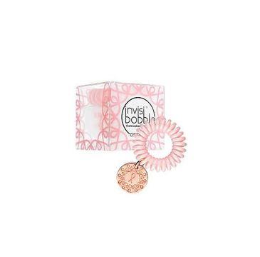 Invisibobble Original Hair Ring gumka do włosów z zawieszką Pink Heroes 1szt