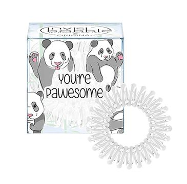 Invisibobble Original Hair Ring gumki do włosów You're Pawesome 3szt