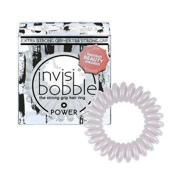 Invisibobble Power 3 Extra Strong Hair Rings gumki do włosów Smokey Eye 3szt