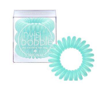 Invisibobble Traceless Hair Ring gumki do włosów Mint To Be 3szt