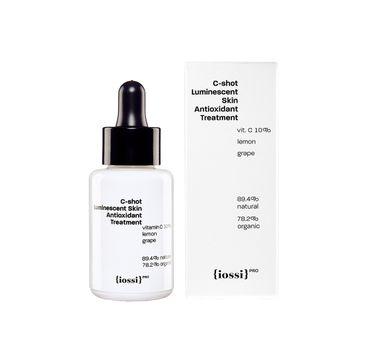 Iossi C-shot Luminescent Skin Antioxidant Treatment skoncentrowane serum z witaminą C (30 ml)